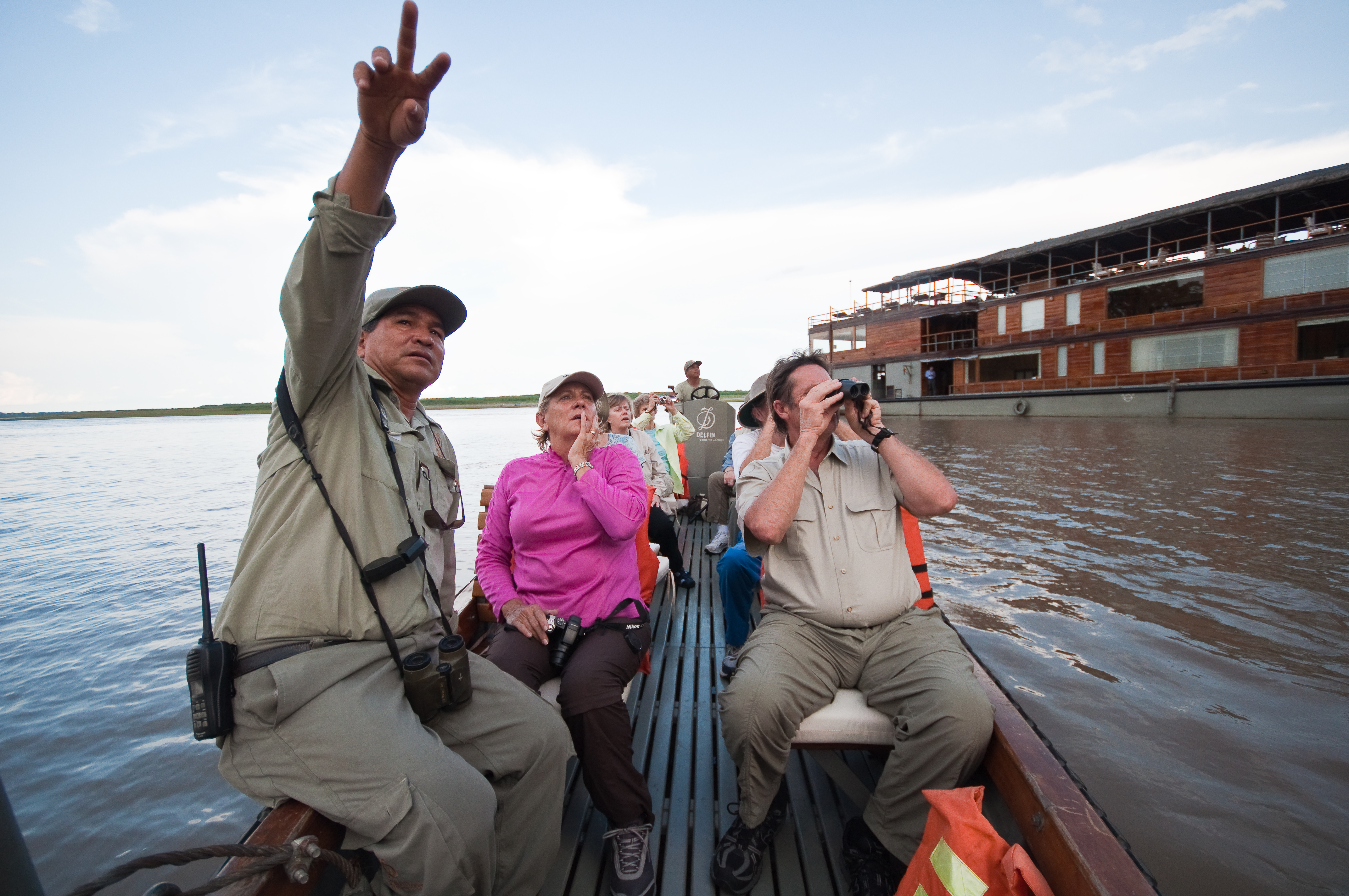 Venuelust – An Amazon River Cruise Guide