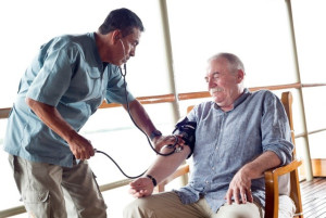 onboard cruise medic