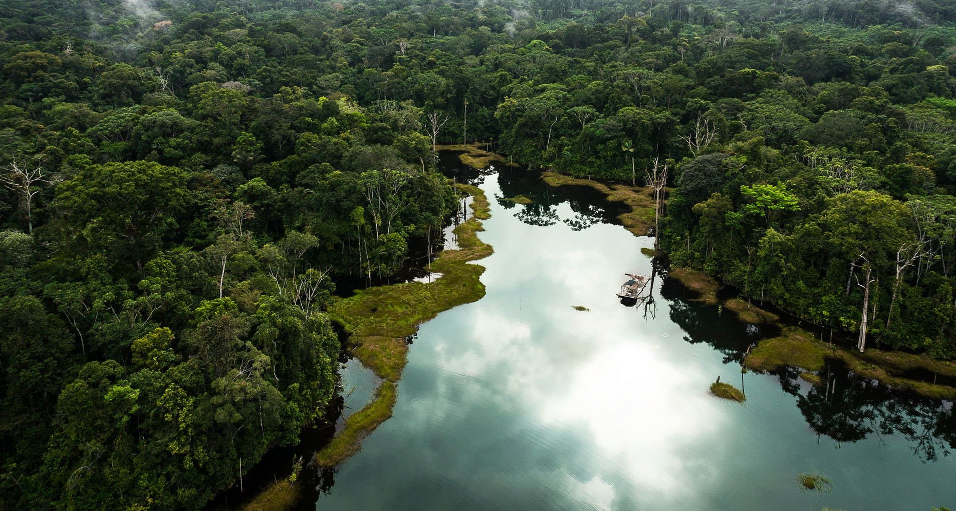 The Amazon – Heart of the Earth