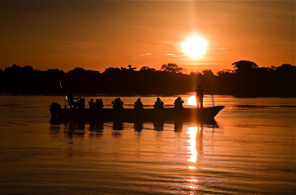 An Amazon Sunrise