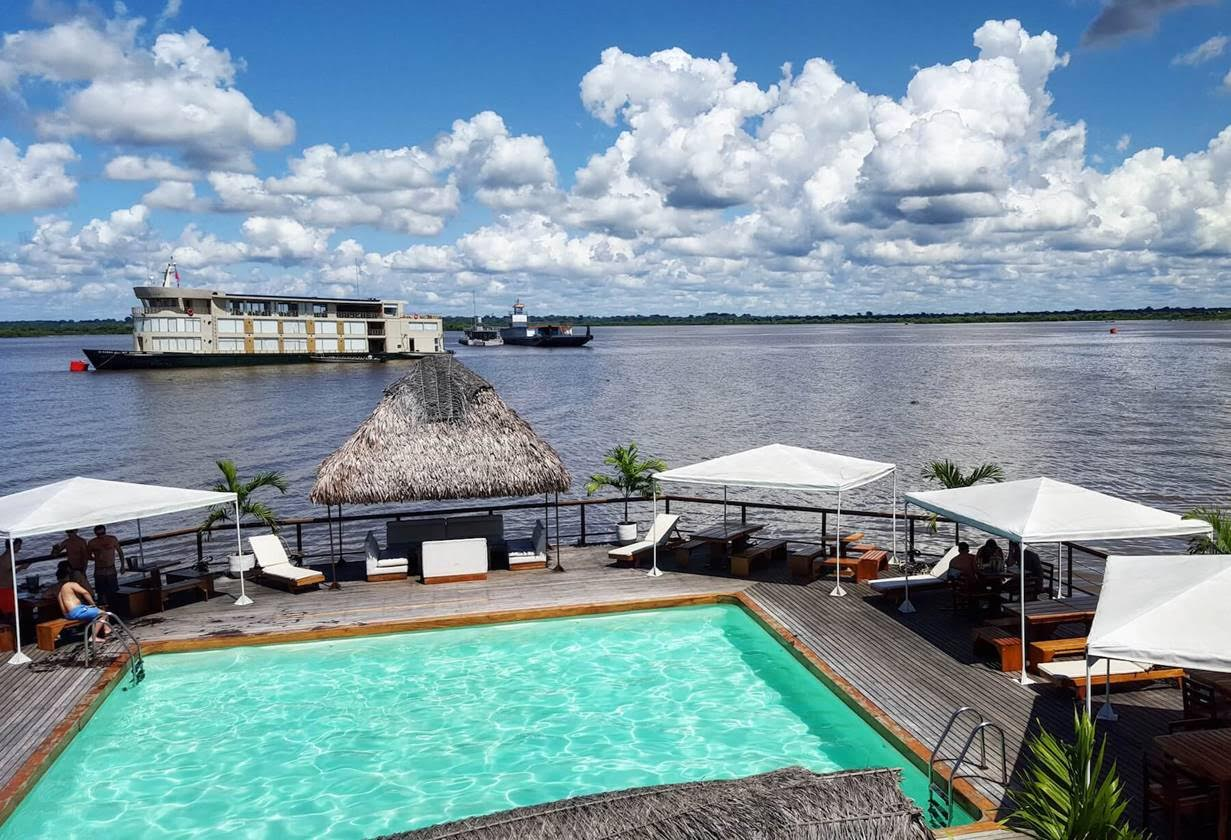 Delfin Amazon Cruises: leader in Cruise Amazon River