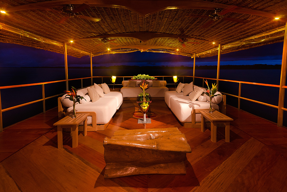 luxury amazon cruise 1