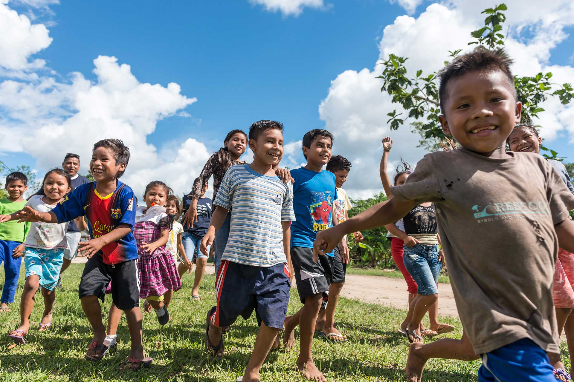 Sharing Christmas with Amazon Communities