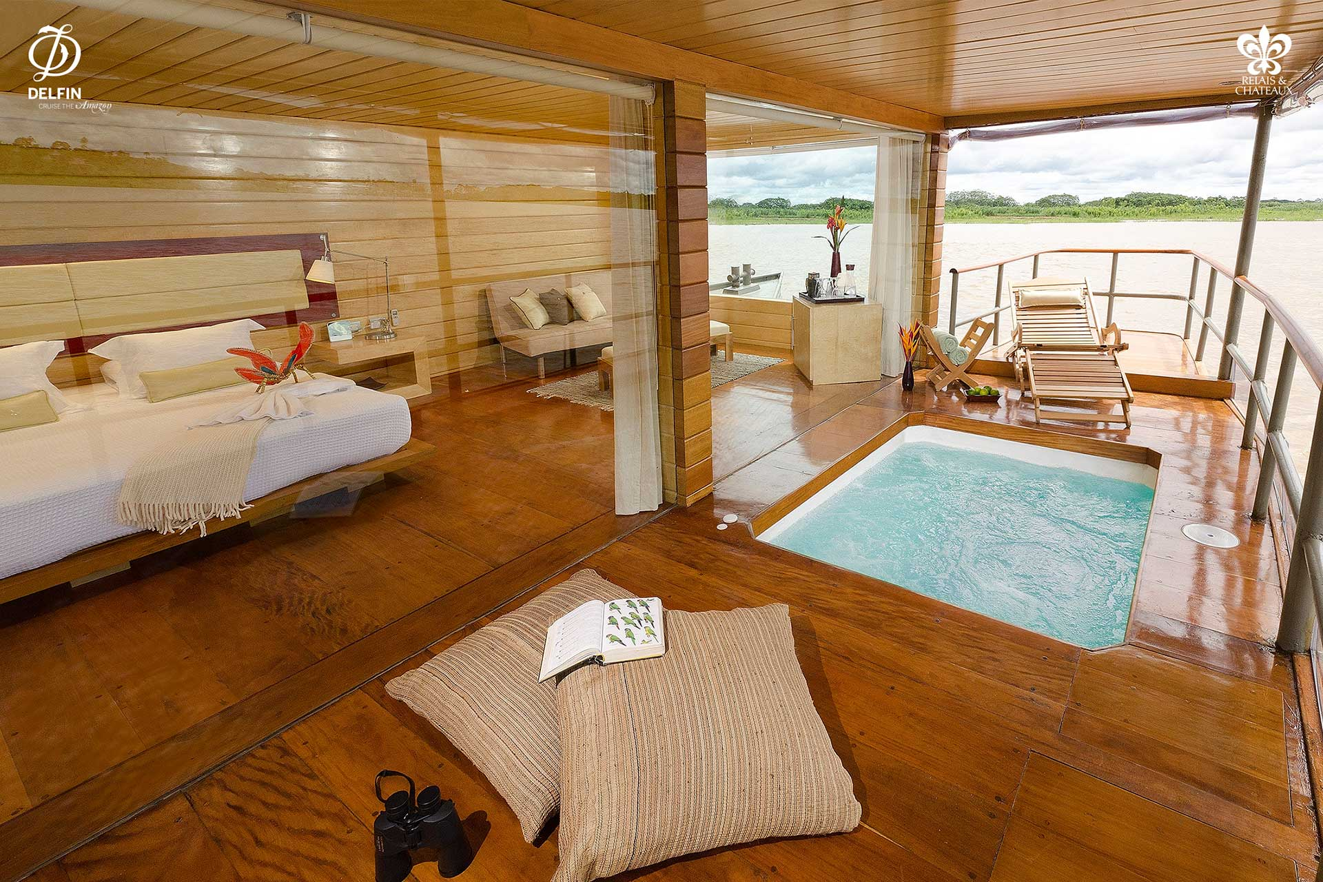 Meet the Luxury Amazon Cruise