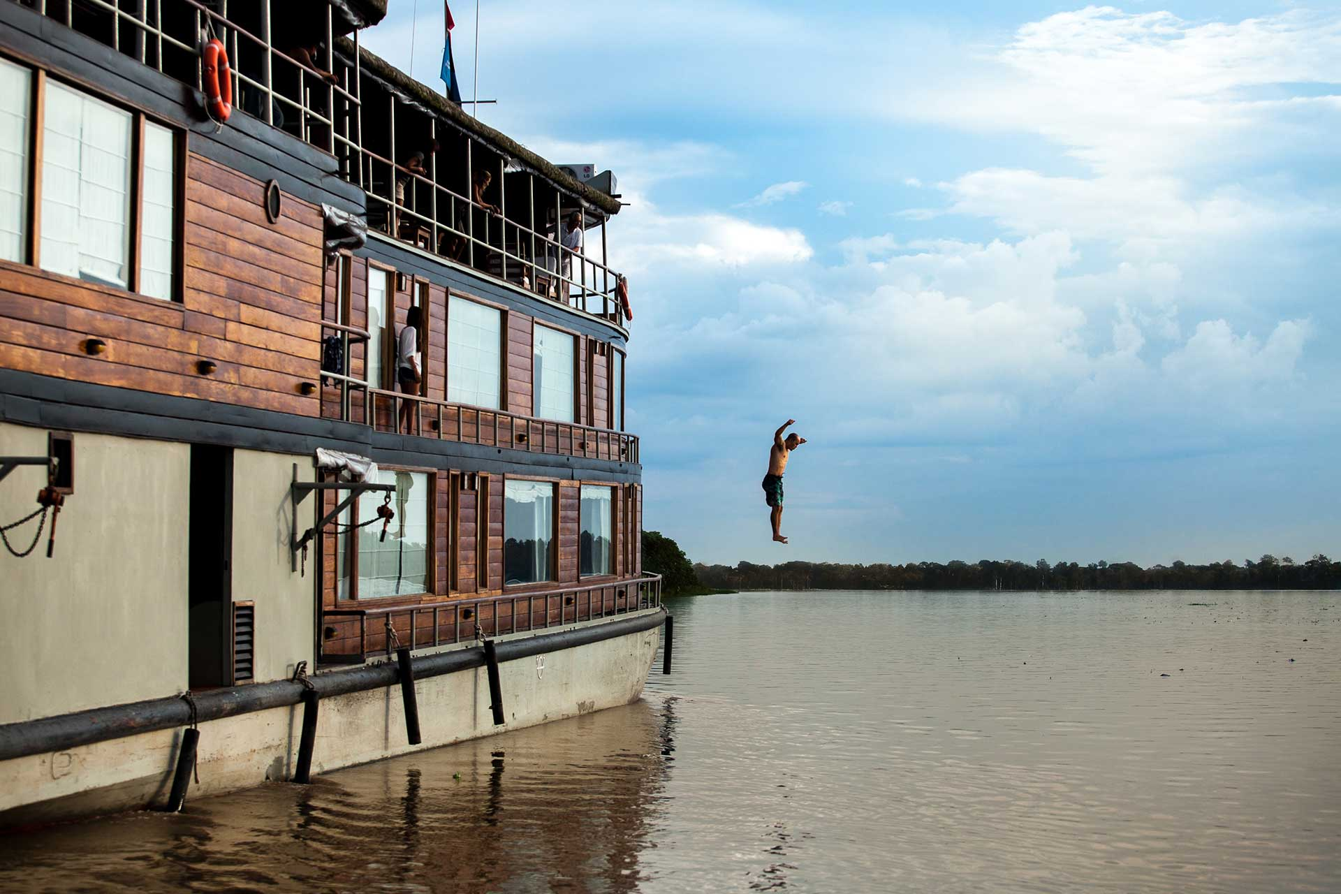 Amazon Cruise Peru, a Young Industry