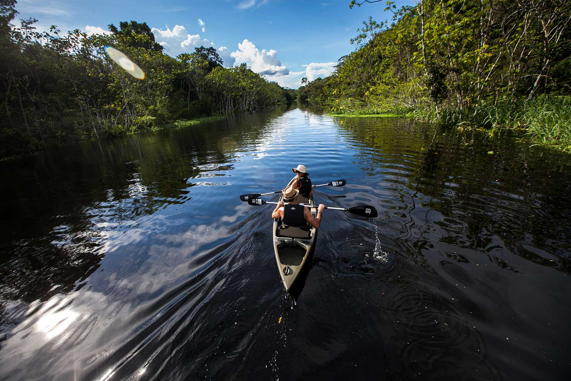 Wonderland: 7 Reasons to Cruise the Amazon By Christina Reynolds (ELLE Travel)