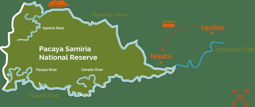 Delfin III Itinerary