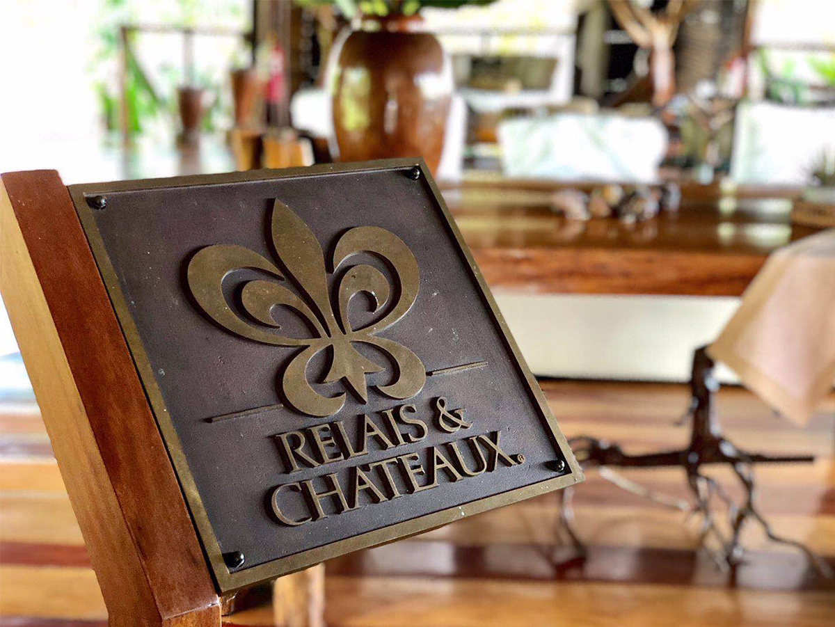Relais and Chateaux Cruise