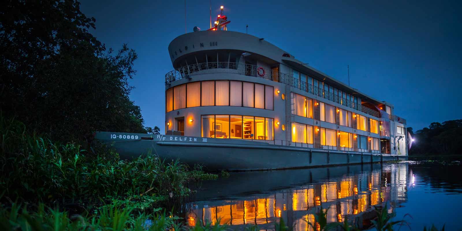 Luxury River Cruise | Delfin Amazon Cruises