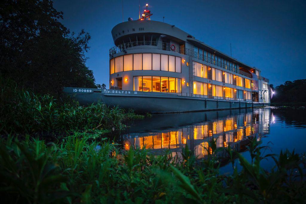 Delfin Amazon Cruises Resumes Operations