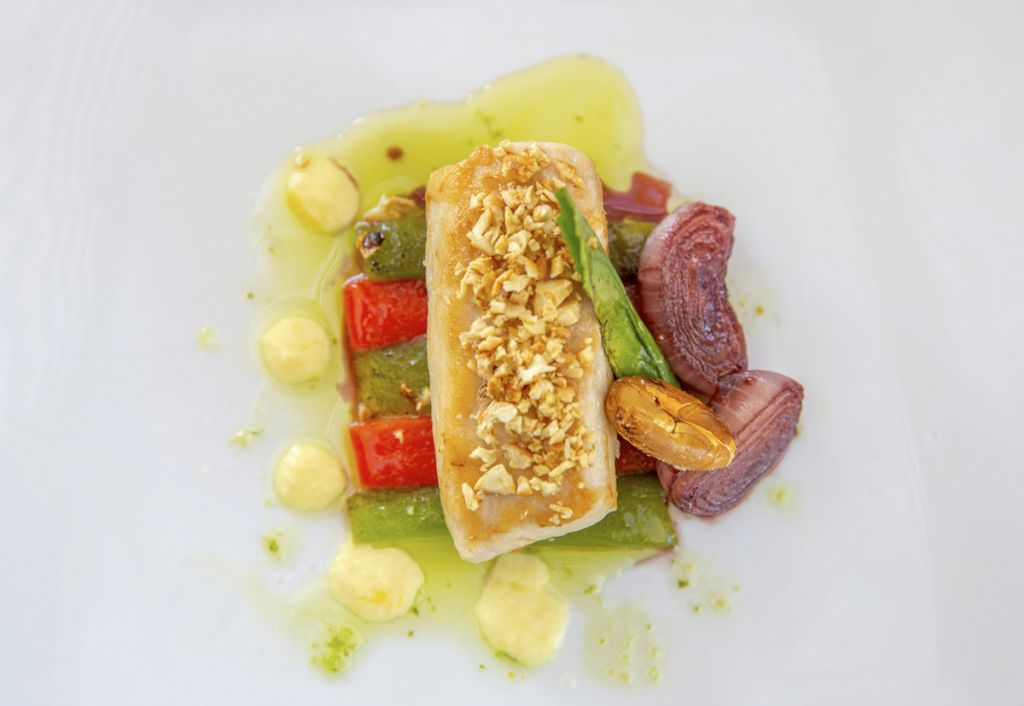 Relais and Chateaux Food