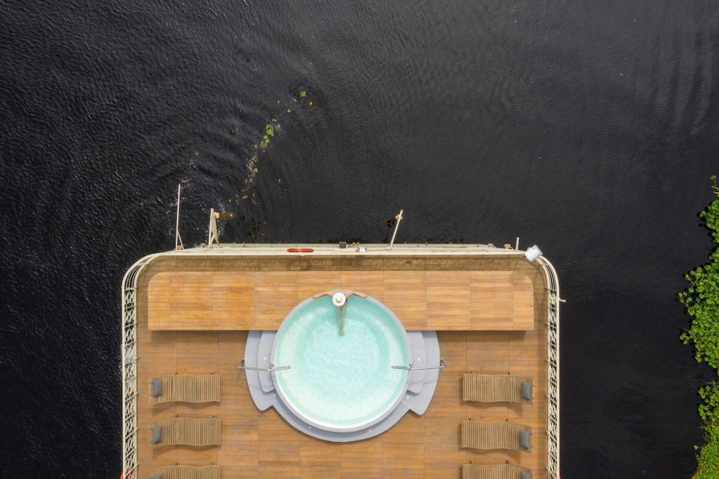 Delfin III Amazon Cruise Pool