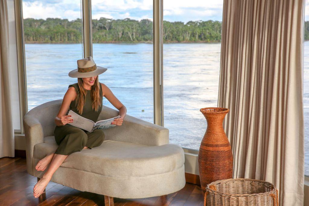 Owners Suite Delfin III Amazon Cruise