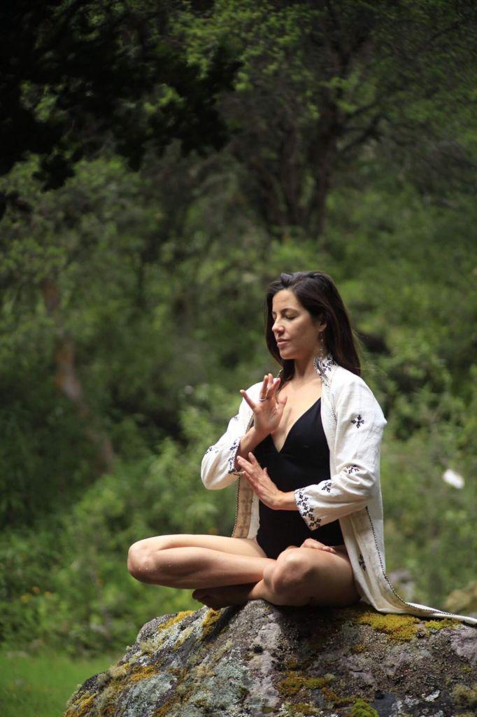 Patricia Yoga Departure